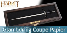 Le Hobbit - Glamdring ouvre-lettres