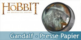Le Hobbit Presse Papier Gandalf Noble Collection