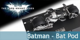 Batman - Sculpture Bat Pod
