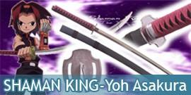 SHAMAN KING-Yoh Asakura