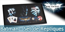 Batman - Set collector Dark Knight