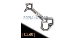 Le Hobbit - Cle de Thorin et carte