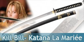 Kill Bill - Katana de la mariée