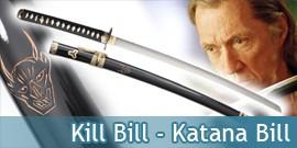 Kill Bill - Katana de Bill