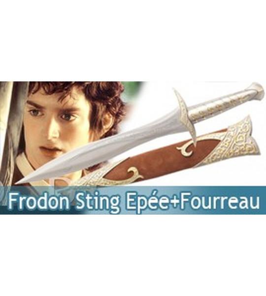 Frodon - Epée Sting + Fourreau