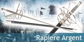 Rapière Argent V5