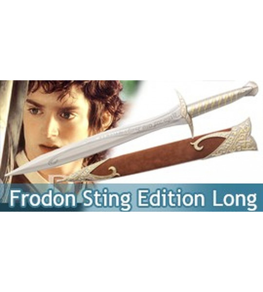 Frodon - Epée Sting + Fourreau Edition Long