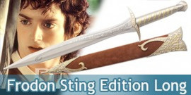 Frodon - Epée Sting + Fourreau Edition Long