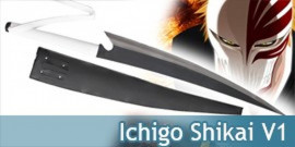 Ichigo Shikai V1