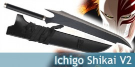 Ichigo Shikai V2