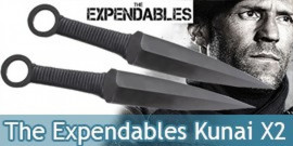 The Expendables Kunai X2