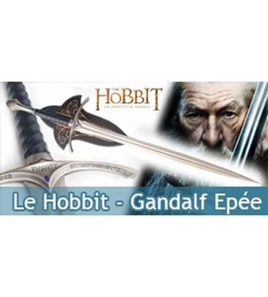 Le Hobbit - Glamdring - Gandalf Epée