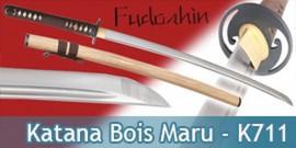 Fudoshin - Katana Forgé Bois Maru - K711