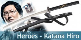 Heroes - Katana Hiro Nakamura - Sangle