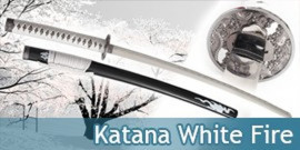 Katana White Fire