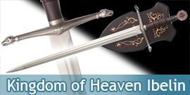 Kingdom of heaven - Epée Balian Ibelin