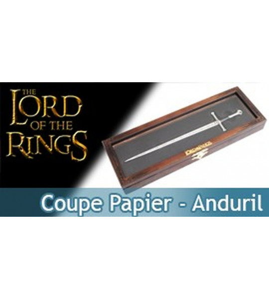 Ouvre Lettres - Anduril Epée