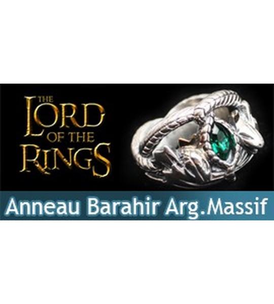 Aragorn - Anneau Barahir - Argent Massif
