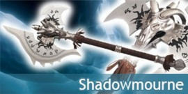 Shadowmourne Hache