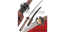 Fudoshin - Katana Forgé Soshu Kitae 1095 - K718