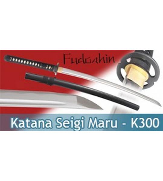 Fudoshin - Katana Forgé Seigi Maru - K730