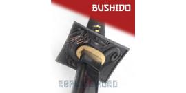 Bushido - Katana Ninja Forgé Damas - N41