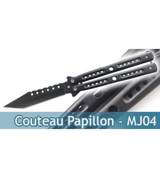Couteau Papillon - MJ04