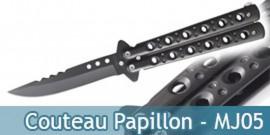 Couteau Papillon - MJ05