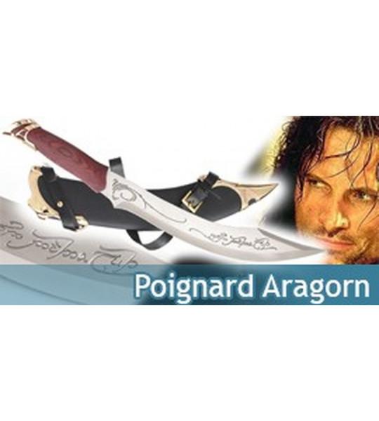 Le Seigneur Des Anneaux - Poignard Aragorn