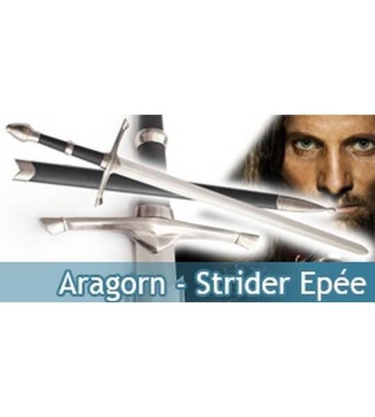Le Seigneur des Anneaux - Epée - Strider + Fourreau
