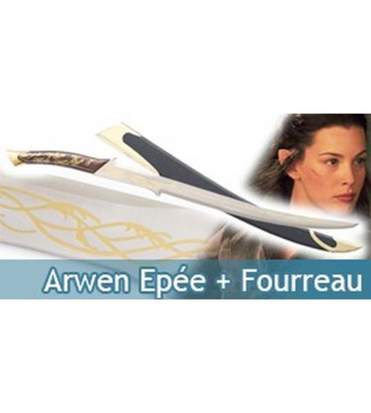 Le Seigneur des Anneaux - Epée Arwen+ fourreau