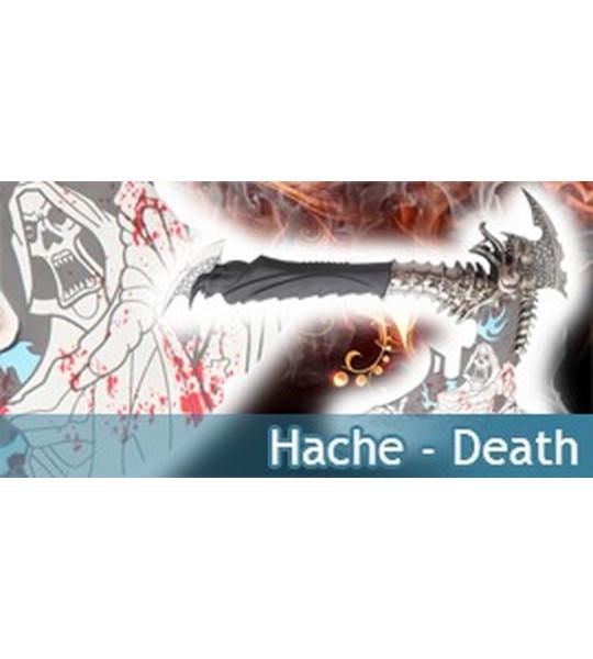 Hache - Hachette - Death