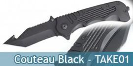 Couteau Black - TAKE02