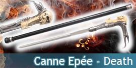 Canne Epée - Death