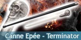 Canne Epée -Terminator