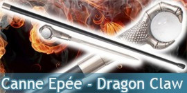Canne Epée - Dragon Claw