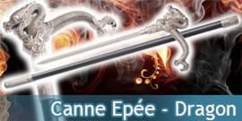 Canne Epée - Dragon