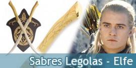 Le Seigneur Des Anneaux - Sabre Legolas