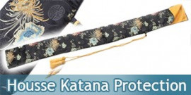 Housse Katana Protection Black Edition