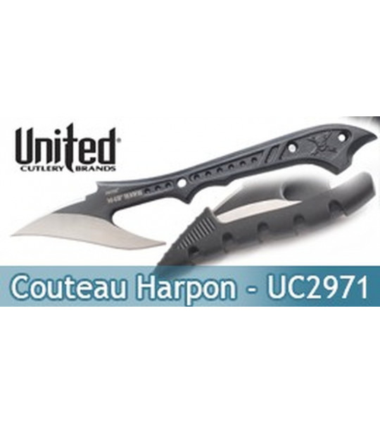 Couteau Harpon Faucon - United Cutlery - UC2971