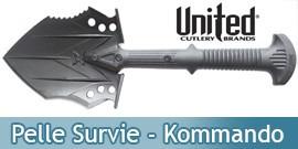 Pelle de Survie - M48 - United Cutlery - UC2979