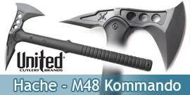 Hache - Hachette - Tomahawk M48 - UC2765