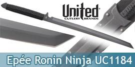 Epée Ronin Ninja - UC1184 - United Cutlery