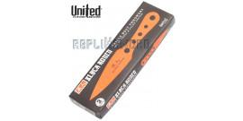 Couteau de Lancer X3 - Black Ronin - United Cutlery
