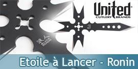 Etoile à Lancer - Shuriken - Ronin - UC2958