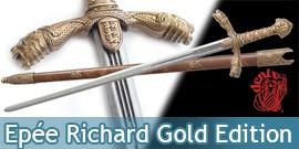 Epée Richard Cœur de Lion - Denix - E4125L