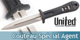 Couteau United Cutlery Spécial Agent Stinger UC2751