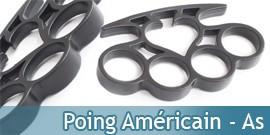 Poing Américain - As de Pique