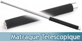Matraque Telescopique - Acier - JCMT01
