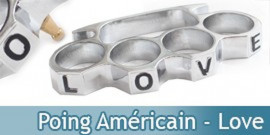Poing América - Love